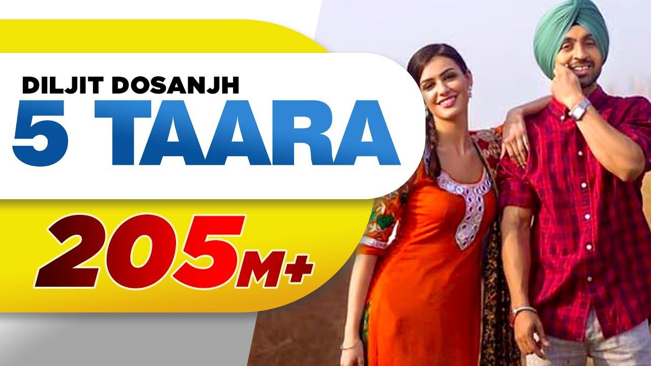 Download 5 Taara (Full Song) - Diljit Dosanjh   Latest Punjabi Songs 2015   Speed Records