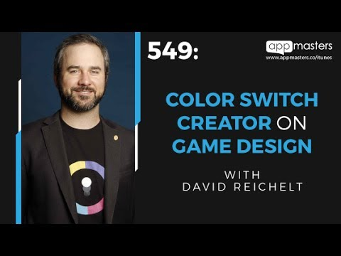 Color Switch Creator on Game Design with David Reichelt