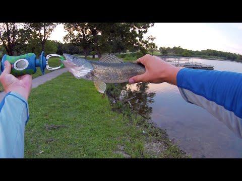 Kansas State Fishing Lakes - Geary & Kingman