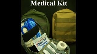 Everyday Carry Medical Pack