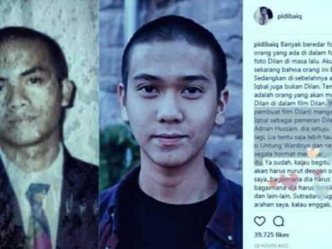 Berperan Sebagai Dilan, Iqbaal CJR Dipilih Langsung Oleh ...