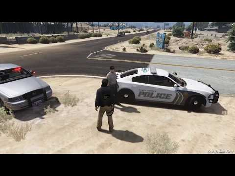 Dept of Justice Cops Role Play Live - Intense Shift