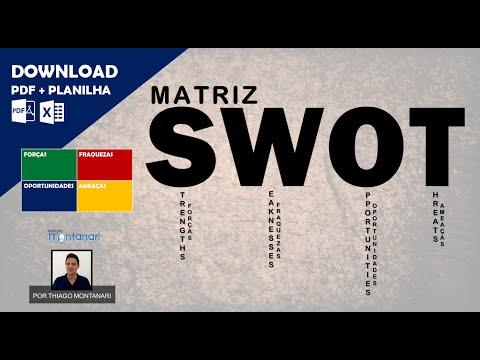 Matriz SWOT: O Que é A Matriz SWOT? Como Funciona A Matriz SWOT?