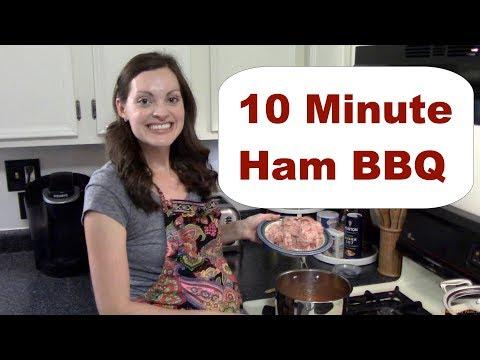 Ham BBQ