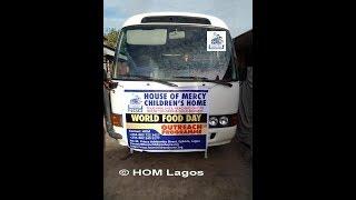 World Food Day 2018: House of Mercy Children's Home Lagos, Nigeria (HOM)