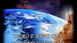 O Natal dos Anjos - Faixa 014 - Hino a Dádiva Celeste (capela) - Playback Legendado