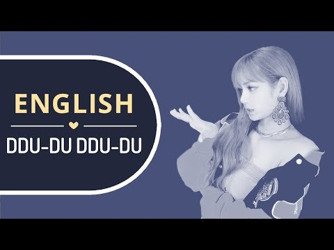 DDU-DU DDU-DU (English) - BLACKPINK | Cover by BriCie