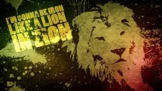 Iron lion zion Lyrics