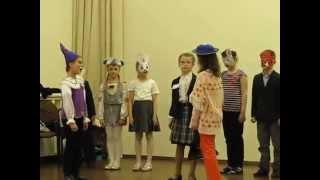 видео клоун по английски