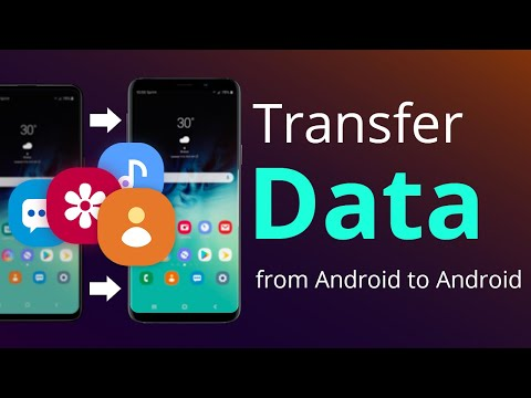 How To Transfer Data From Android To Android [3 Easy Ways]