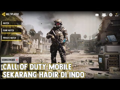 Buruan, Call Of Duty Mobile Dari Tencent Games + Link Download Australia
