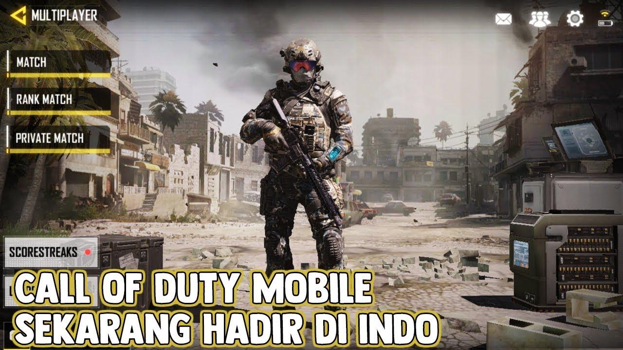 Buruan, Call of Duty Mobile dari Tencent Games + Link Download Australia