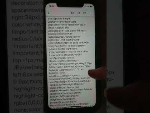 Google Accounts Android Hack HTML CSS Isource 20191220