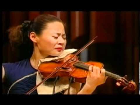 Midori Performs Brahms at Barbican