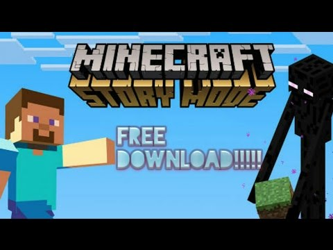 How To Get Minecraft Story Mode Episode 1-8 Free?!?!