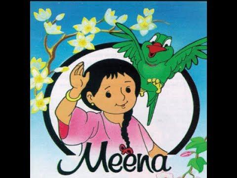 Meena Cartoon Bangla Hd A Girl S Story Youtube