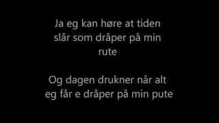 Gabrielle - Regn fra blå himmel lyrics