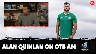 Henshaw injury | Drugs in SA and Irish rugby | Training with baby oil | Alan Quinlan