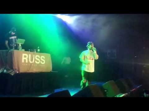 Russ - Losin Control @TLA 11/14/2016