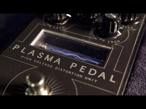 Game Changer Audio Plasma Pedal - NAMM 2018