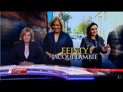 ACA. Feisty Jacqui Lambie.