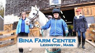 At BINA Farms, alternate methods for those with special needs