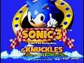 Sonic the Hedgehog 3 & Knuckles playthrough ~Longplay~