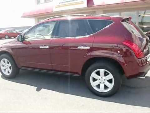 super low mileage 2007 nissan murano s awd youtube. Black Bedroom Furniture Sets. Home Design Ideas