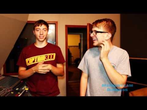 Tour of Bad Racket Recording Studio - Cleveland, Ohio