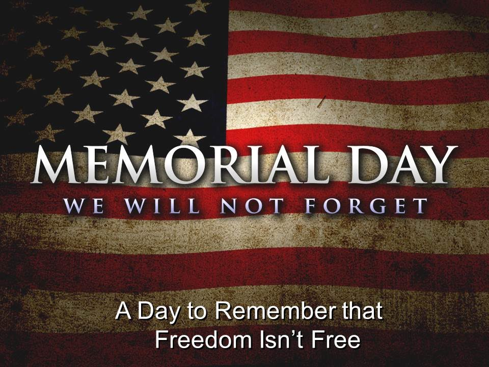 Memorial day we will not forget a double meaning for christians memorial day we will not forget a double meaning for christians youtube publicscrutiny Image collections