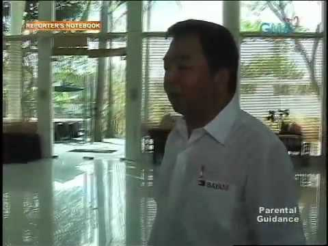Reporter's Notebook VP Series - Bayani Fernando part 1.mov