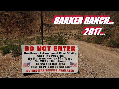 BARKER RANCH  2017