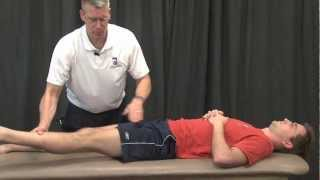 Physical Exam of the Low Back - Dr. Timothy McHenry