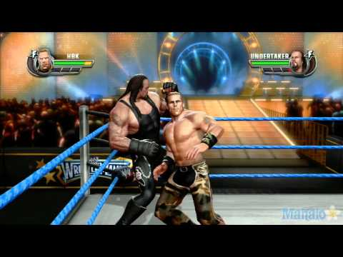 WWE All Stars Walkthrough - Fantasy Warfare - Mr. Wrestlemania - 동영상