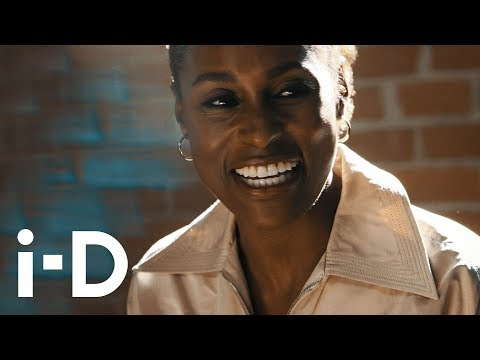 Issa Rae on Challenging Tropes in Black Comedy: i-D Meets