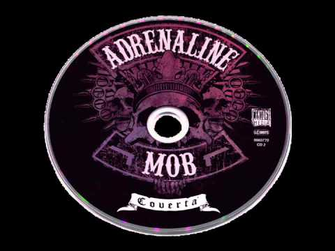Adrenaline Mob - Stand Up and Shout (Cover DIO)