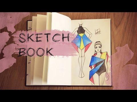 Resultado de imagem para skretchbook uso