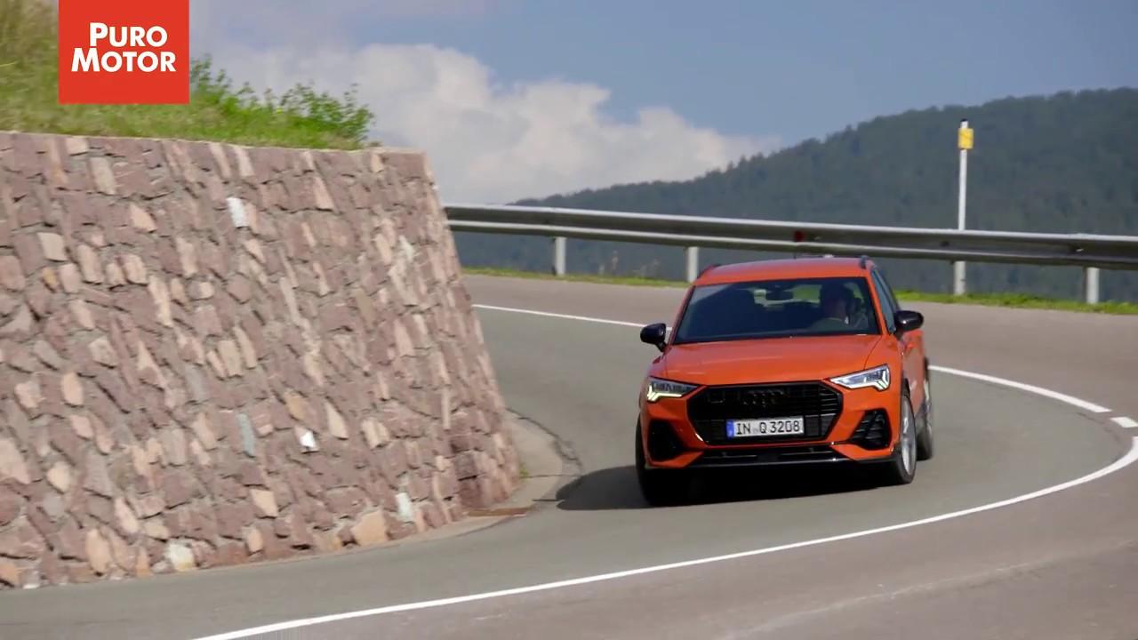 Audi Q3 2019 Puro Motor Youtube