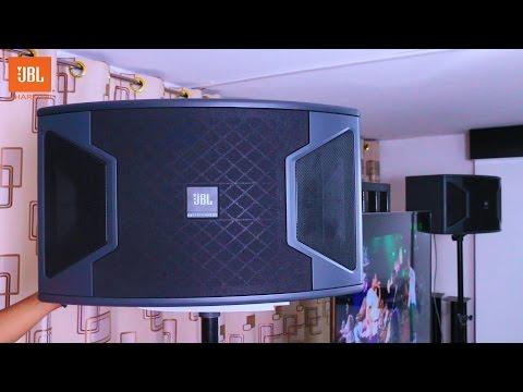 JBL KS312 ជាឈុតខារ៉ាអូខេដ៏ប្រណីតសម្រាប់គ្រួសាររីករាយ ឬបន្ទប់ Karaoke ទាន់សម័យ | JBL Cambodia