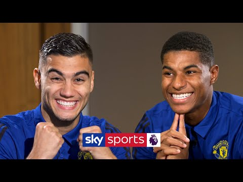 How many Premier League managers can Rashford name in 30 seconds? | Rashford vs Pereira | Lies