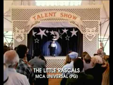 The Little Rascals (1994) - Theatrical Trailer [HQ]