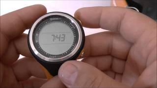 Обзор часы Mares Smart Apnea vs Suunto