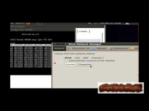 backtrack wifi hacking software