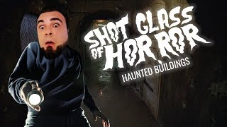 Intoxigamer's Shot Glass of Horror: Haunted Buildings | Itch.io Horror Games Live Stream