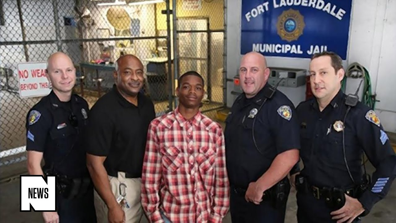 teenager saves cop u0027s life while handcuffed now receiving award