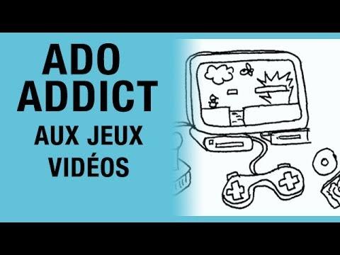 Grandir - Mon ado est addict aux jeux vidéos