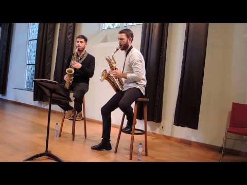 Menne Smallenbroek & José Soares (Amersfoort, Jazz Festival, 10-6-2017)
