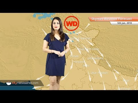Weather Forecast for Jan 5: Fog in Delhi, Chandigarh, Lucknow, Patna, Cold wave in Rajasthan
