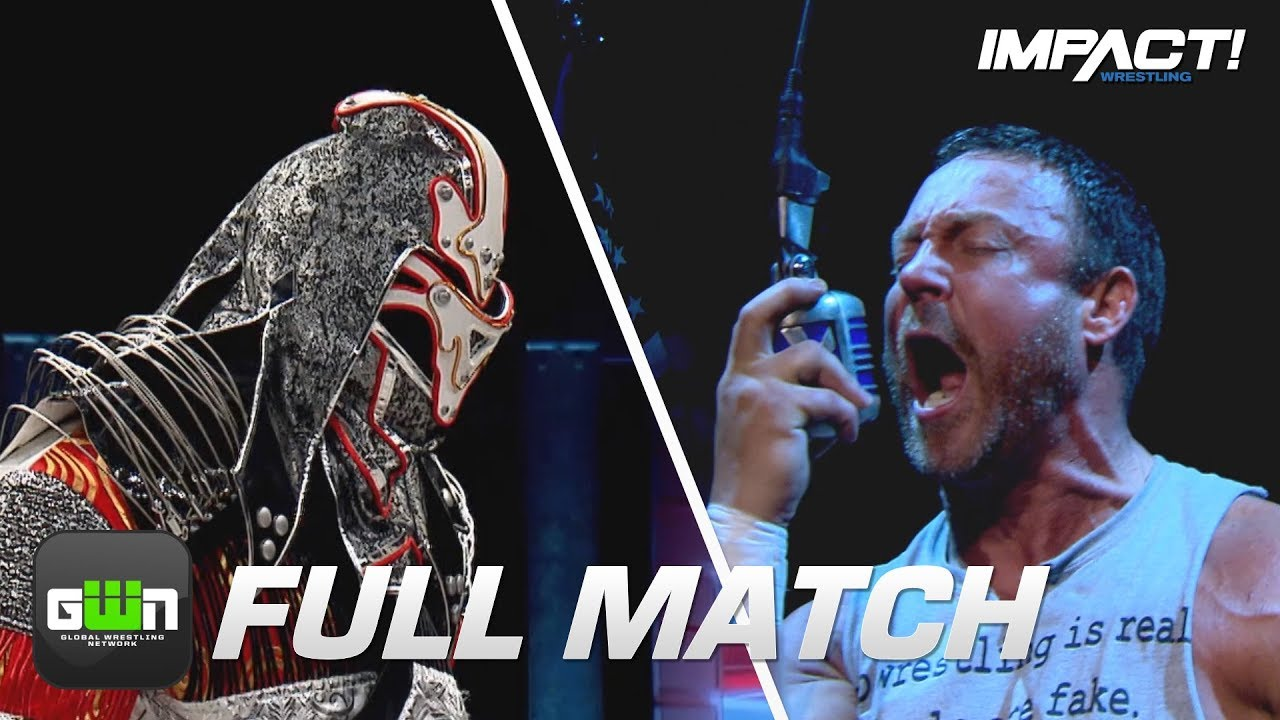 Download Mr. Anderson vs The Great Muta: FULL MATCH (One Night Only: USA vs The World) | IMPACT Full Matches