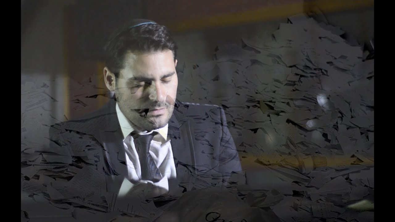 Tzama Lecha Nafshi - Gad Elbaz  צמאה לך נפשי - גד אלבז